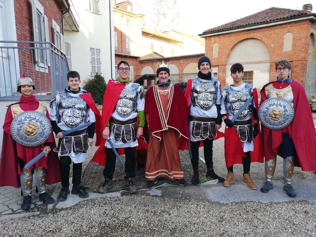 Erode e romani